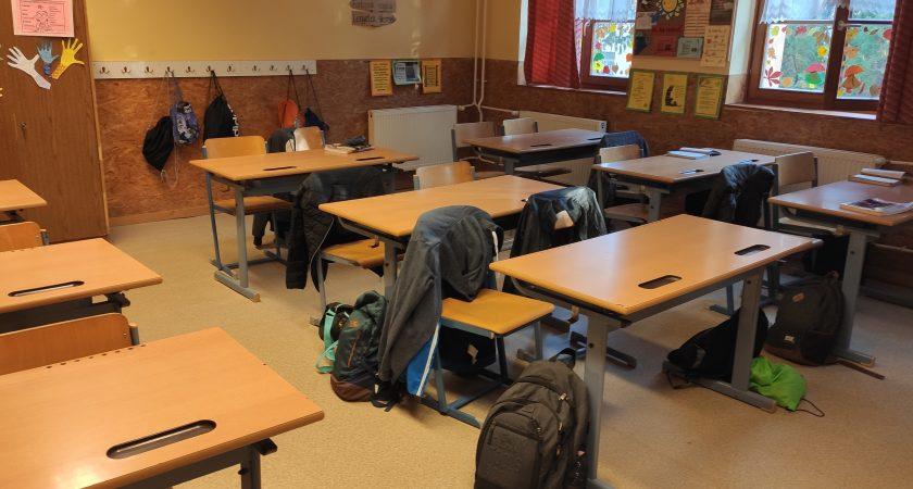 Osztályterem felújítása