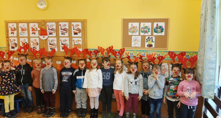 Karácsonyi készülődés az alsó tagozaton II.