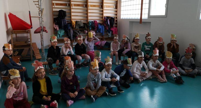 Német színház az 1. és 2. osztályos tanulóknak