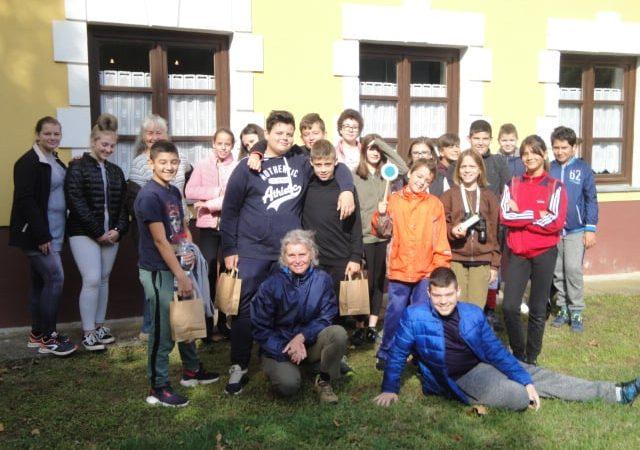 Erdei iskolai kalandok…